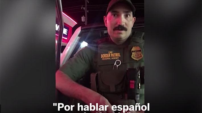 Mujeres fueron interrogadas por policía fronterizo en EE.UU. por hablar en español