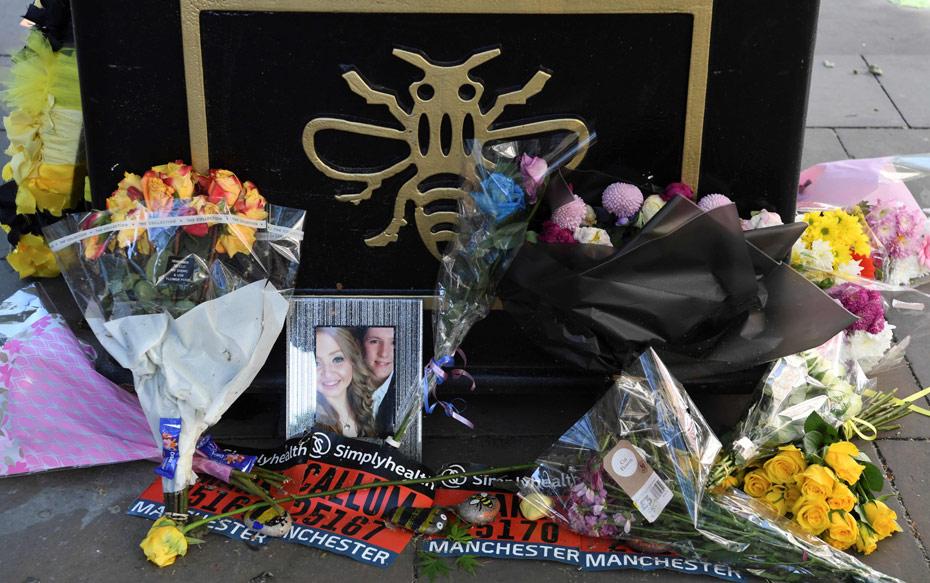 Fotos: Manchester conmemora un año del ataque en concierto de pop que dejó 22 víctimas fatales