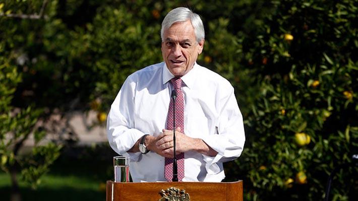 Presidente Piñera lanza agenda por la equidad de género y hace mea culpa por el machismo en Chile