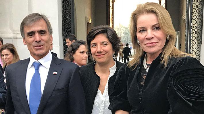"""Alta ejecutiva de Amazon tras reunión con Piñera: """"Amamos este país"""" y """"no vamos a parar de invertir aquí"""""""