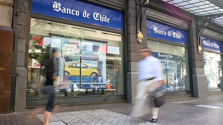 Banco de Chile admite problemas en sus servicios, pero descarta peligro en la seguridad de las operaciones