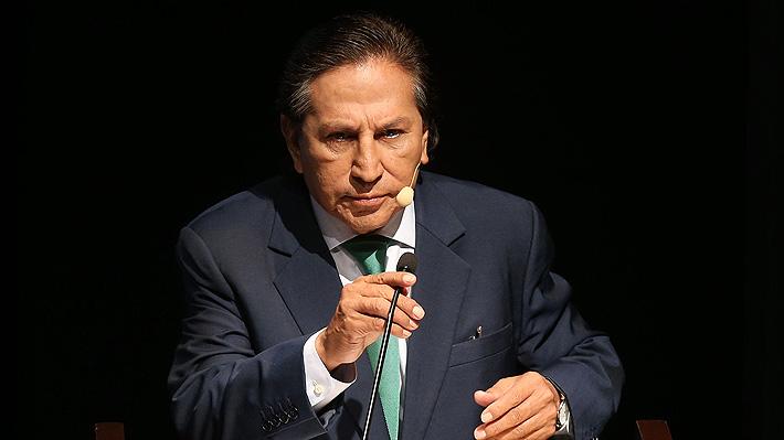 Perú presenta en EE.UU. la solicitud de extradición del ex Presidente Alejandro Toledo