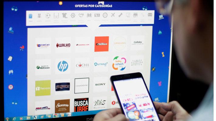 ¿Qué tan importante es para los chilenos el smartphone para las compras en el comercio?