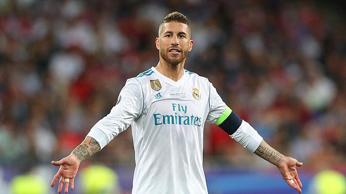 La otra agresión de Sergio Ramos en la final de la Champions que pasó desapercibida