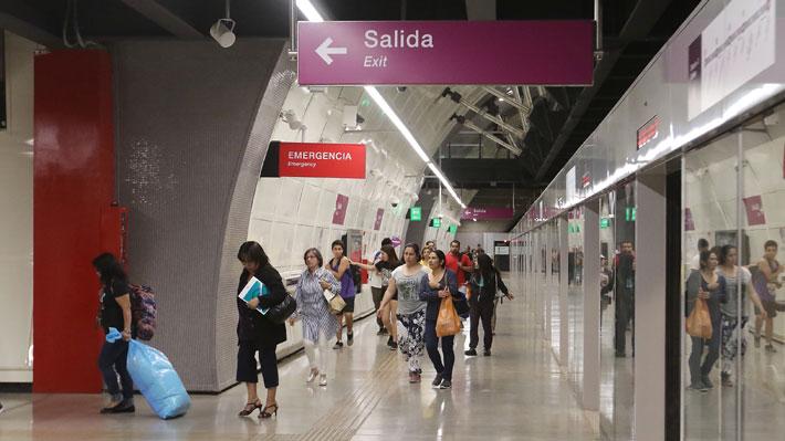 Efecto Línea 6: Metro registró cifra récord de pasajeros transportados en 2017