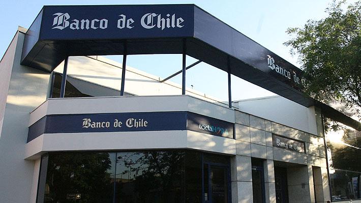 Banco de Chile explica el motivo que originó problemas en sus operaciones