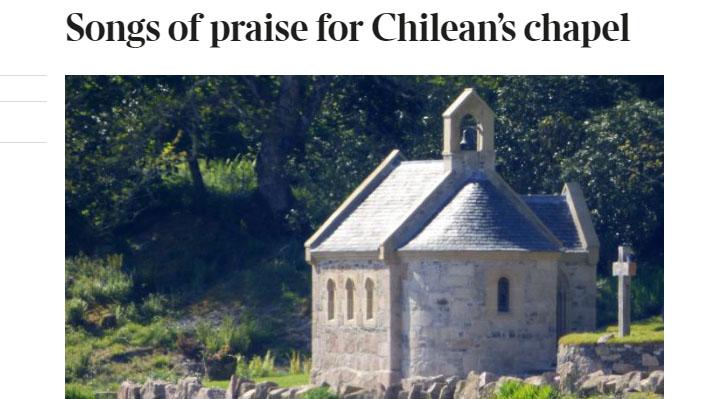 La particular inversión millonaria del empresario chileno Nicolás Ibáñez en Escocia que recibe elogios