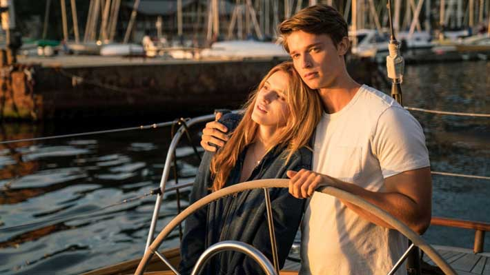 "Hijo de Arnold Schwarzenegger protagoniza película romántica ""Amor de Medianoche"""
