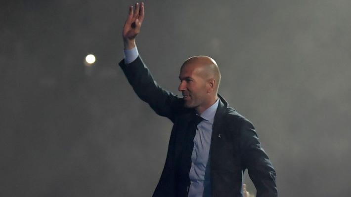 Sorpresa mundial: A menos de una semana de ganar la Champions, Zidane anuncia que se va del Real Madrid