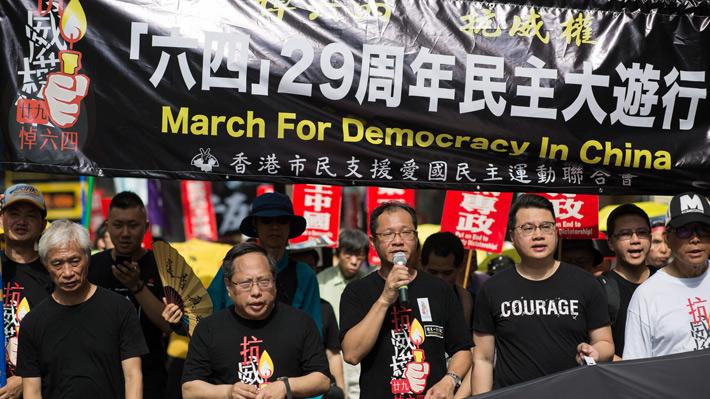 Las Madres de Tiananmen critican 29 años de indiferencia del Gobierno chino