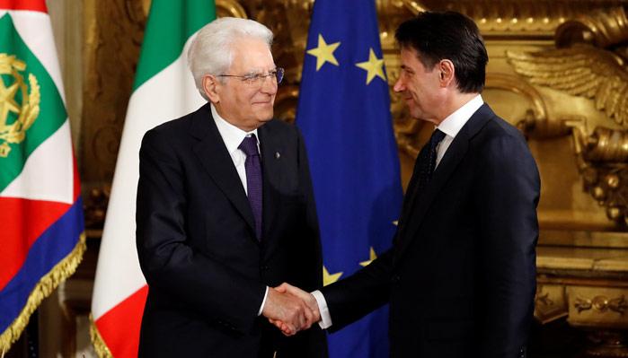 Nuevo gobierno en Italia: Giuseppe Conte jura como primer ministro apoyado por el M5S y la Liga
