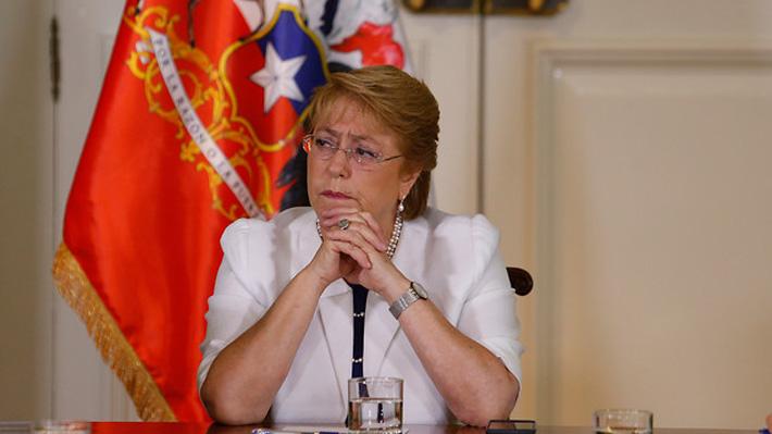 OAS: Chile Vamos pide a la fiscalía investigar financiamiento de la campaña de Bachelet de 2013