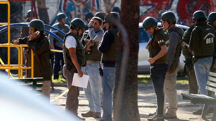 Narcotráfico en La Pintana: Carabineros incautó más de 344 kilos de drogas y detuvo a 846 personas en los últimos tres años