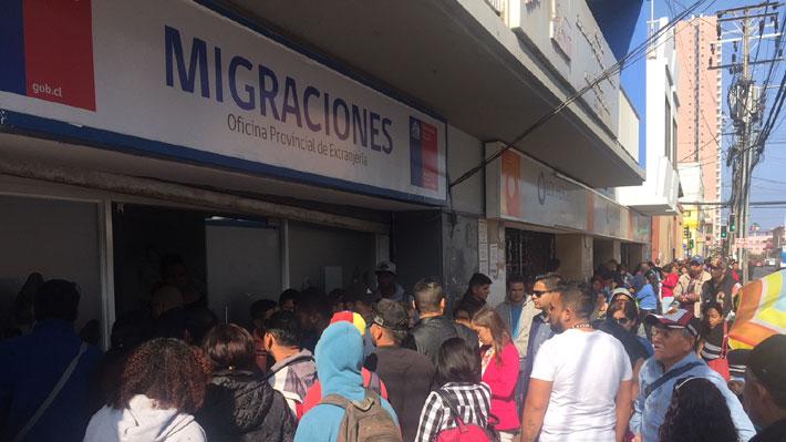 Inmigración: Un 22% de los extranjeros que recibió una visa permanente en 2017 posee titulo profesional