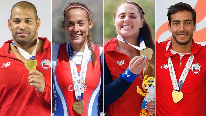 Con 38 oros, Chile cierra su mejor actuación en Juegos Sudamericanos después de 28 años