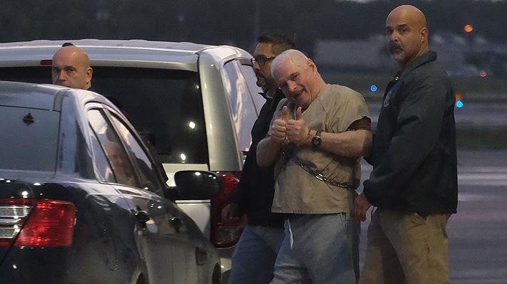 Ex Presidente Ricardo Martinelli llega a Panamá tras ser extraditado por EE.UU.