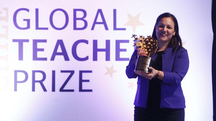 "Abren convocatoria al Global Teacher Prize 2018, el ""Nobel de la enseñanza"" que premia a los mejores profesores del país"