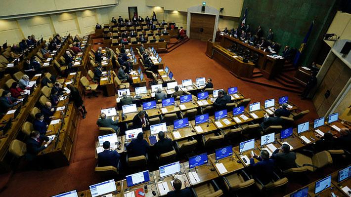 Reducción de dieta parlamentaria: Diputados acuerdan solicitarle al Gobierno que le dé urgencia a proyecto del FA