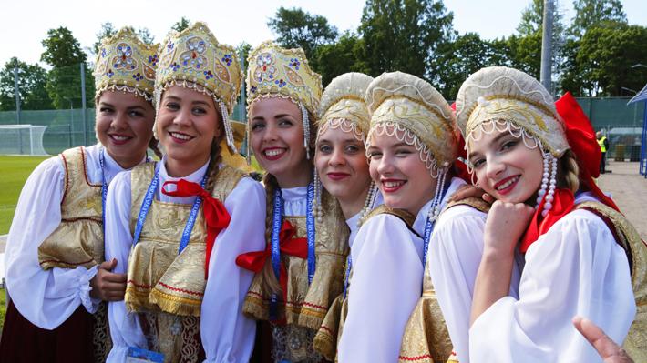 La discusión política desatada en Rusia sobre la relación de las mujeres y los turistas durante el Mundial de Fútbol