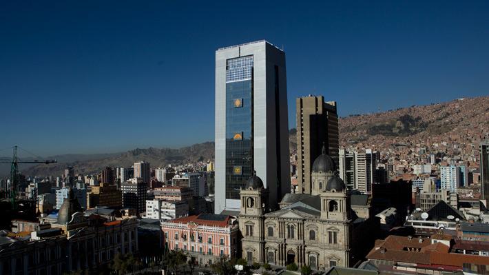 Costó US$34 millones: Evo Morales criticado en Bolivia por nuevo y lujoso palacio presidencial