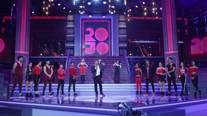 """El éxito de """"Rojo"""": Programa de talentos ha elevado a casi el doble de la sintonía de TVN"""