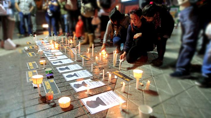 La historia detrás de los 18 femicidios que se han registrado este año