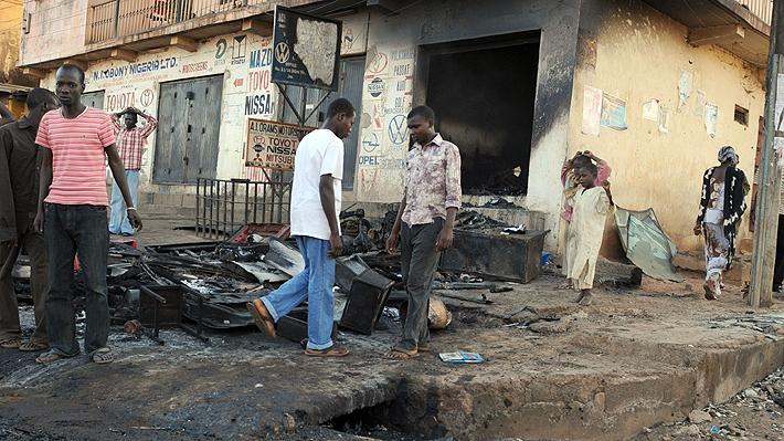 Al menos 86 personas murieron en actos de violencia en el centro de Nigeria