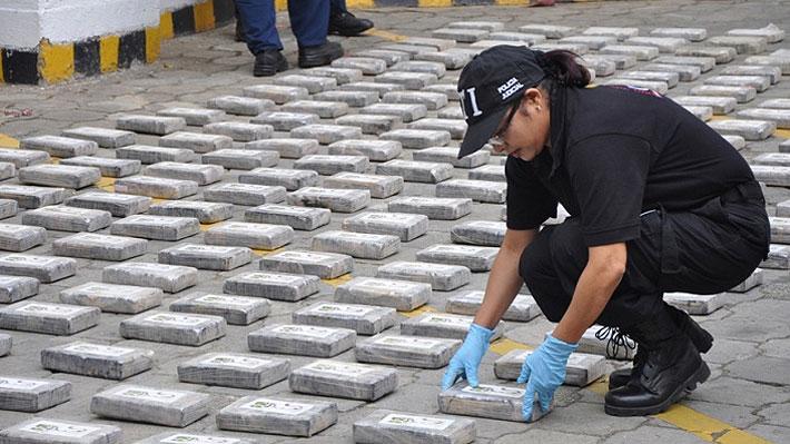 ONU alerta de que el mercado mundial de drogas está en máximos históricos