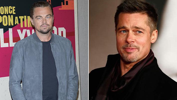 Leonardo DiCaprio y Brad Pitt publican la primera foto de sus personajes para el nuevo filme de Tarantino