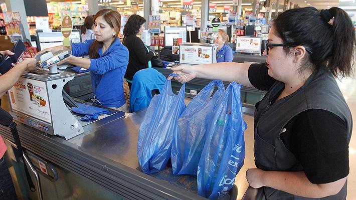 TC desestima requerimiento del gremio plástico y declara constitucional ley que prohíbe bolsas