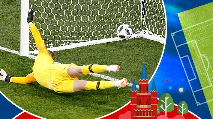 Mira lo goles que dejó la jornada: Las anotaciones de Croacia y Rusia y los tantos de Inglaterra sobre Suecia