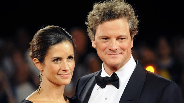 Livia Giuggioli, esposa de Colin Firth, retira la acusación por acoso en contra de un periodista que resultó ser su amante