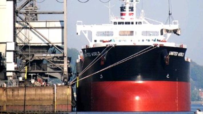 La historia del buque carguero norteamericano que intentó llegar a China antes de que estallara la guerra comercial