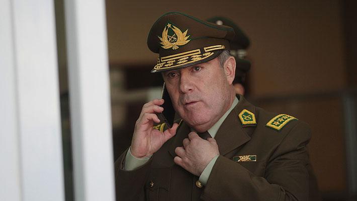 """Operación Huracán"": General Hermes Soto declara como testigo y apunta a entrega de información de Blu"