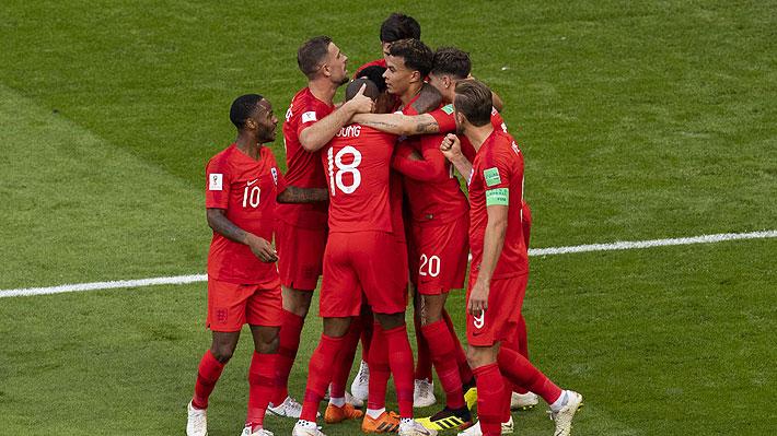 Inglaterra vence a Suecia con comodidad y se mete en una semifinal de un Mundial tras casi treinta años