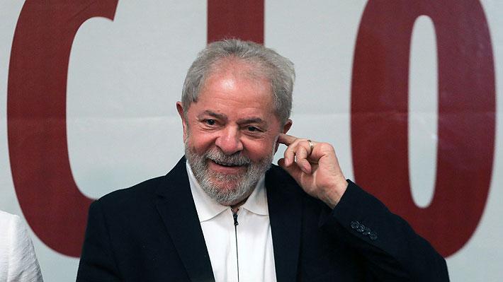 Juez ordena la liberación del ex Presidente de Brasil Lula da Silva