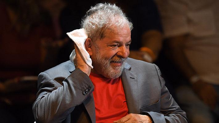 """Juez rebate medida y vuelve a ordenar la liberación inmediata de """"Lula"""" da Silva"""