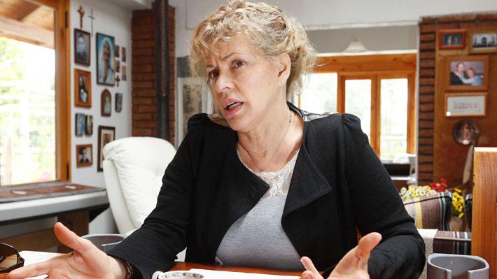 Gobierno nombra a Catalina Parot como nueva presidenta del CNTV
