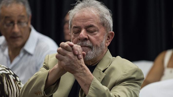 """Lula insiste en que será candidato """"para recuperar la soberanía del pueblo brasileño"""""""