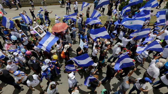 Diversos organismos condenan la violencia por grupos afines al Gobierno de Nicaragua