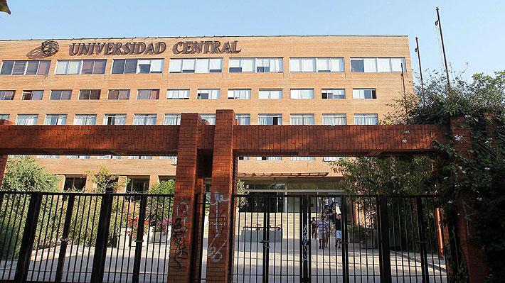 U. Central separa de sus funciones a 14 académicos por temas relacionados con acoso