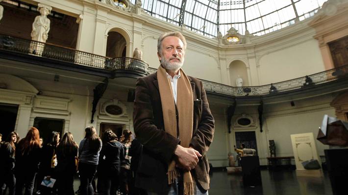 Gobierno pide la renuncia de Roberto Farriol, director del Museo de Bellas Artes