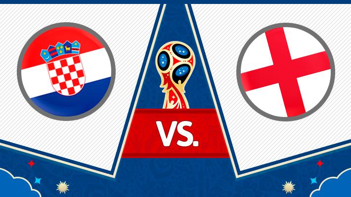 Reviva la histórica victoria de Croacia sobre Inglaterra en las semifinales del Mundial de Rusia