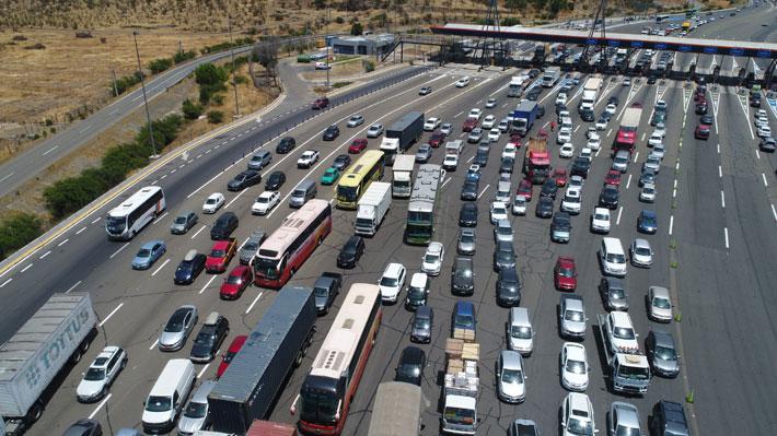 Peaje rebajado y ampliación de pistas: Las medidas de mitigación en carreteras por fin de semana largo