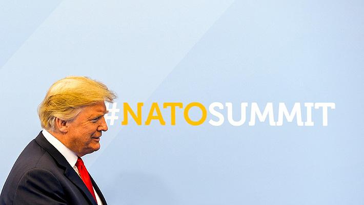 Gasto militar en la OTAN: ¿Qué es lo que molesta tanto a Donald Trump?