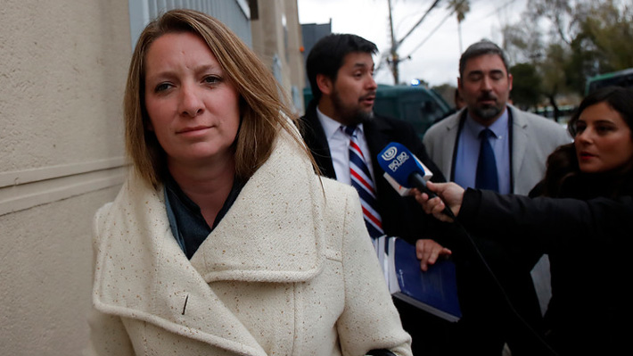 Fallo unánime: Tribunal declara culpable a Natalia Compagnon en caso Caval