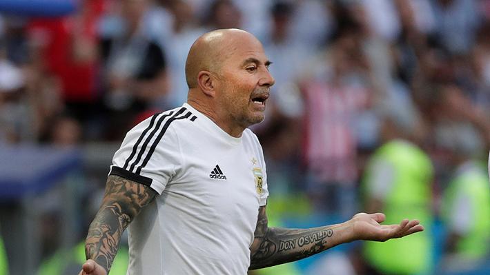 La nueva polémica que protagoniza Sampaoli en Argentina: Ahora se opondría a dirigir a la Sub 20