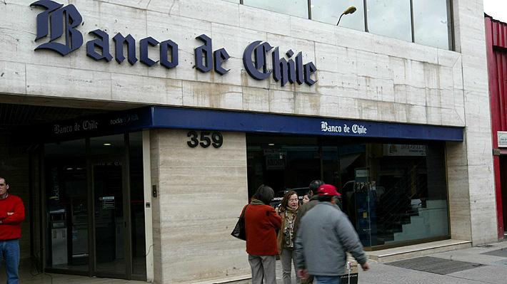 Banco de Chile presenta tercera intermitencia en sus servicios en un plazo de 10 días