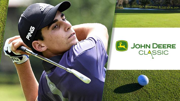 Repasa la buena jornada de Niemann en el John Deere Classic del PGA Tour