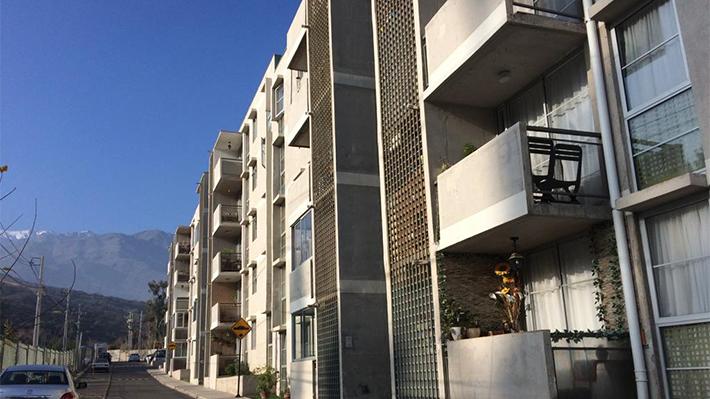 """Edificio """"Las Condesas"""": El proyecto de integración que se busca replicar en la rotonda Atenas"""